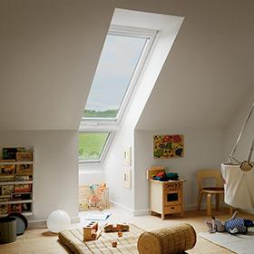 dachfenster systeml sungen mit dachfenster technik nietfeld. Black Bedroom Furniture Sets. Home Design Ideas